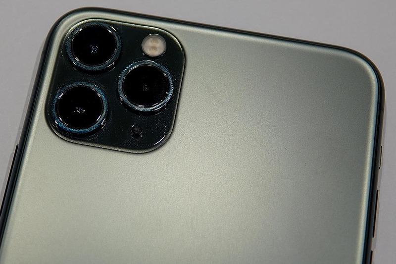 iPhone 11 Pro Maxカメラ部