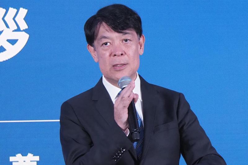 塚越隆行会長兼CEO