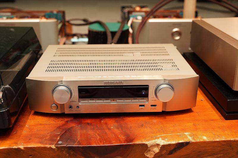 薄型AVアンプ「NR1710」
