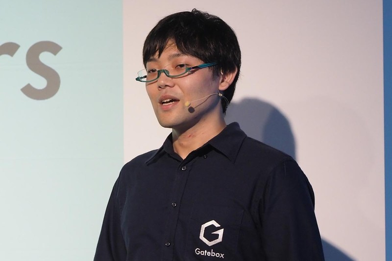 Gateboxの武地実CEO