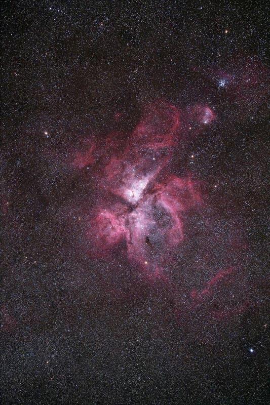 エータカリーナ星雲