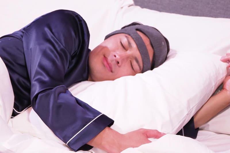 睡眠時の利用イメージ