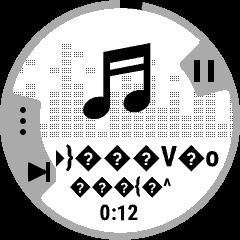 MP3ファイルが古いバージョンのID3タグで、Shift-JISだったりすると文字化けするので注意