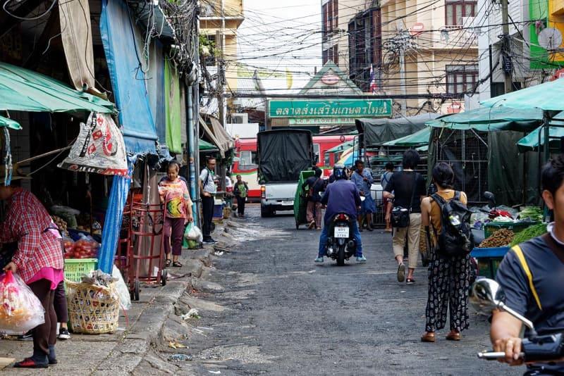 タイの街中(イメージ)