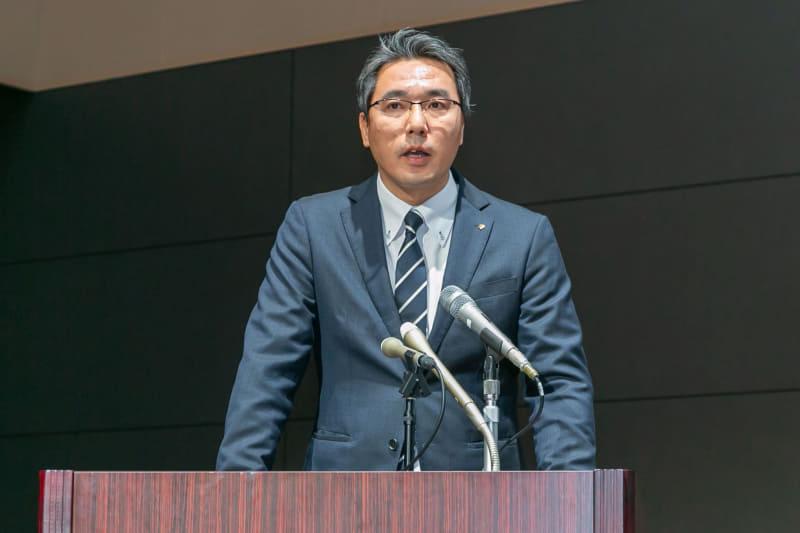 家電事業部統括事業部長の石垣達也氏