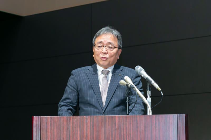 テレビ事業部長の武藤和浩氏