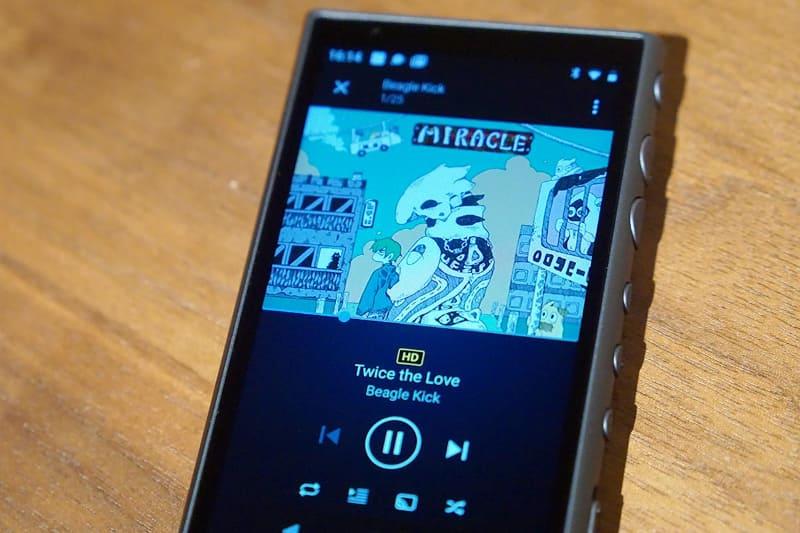 Amazon Music HD楽曲も再生可能になった