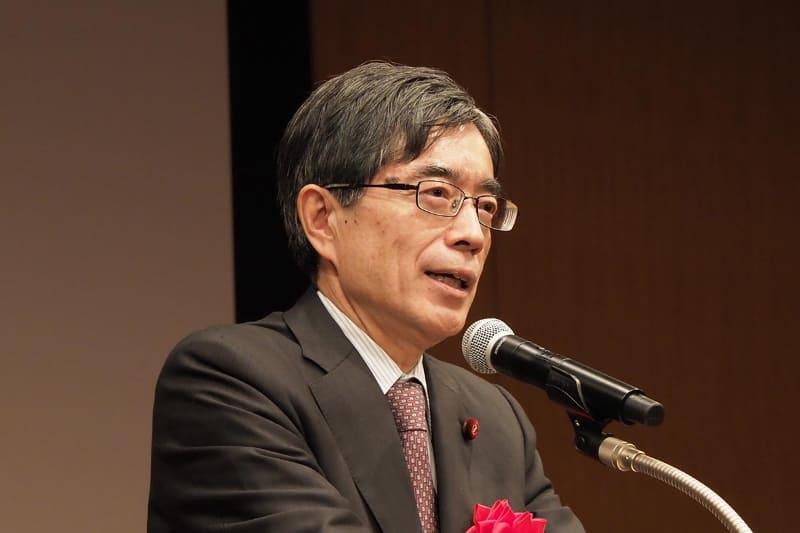 寺田稔 総務副大臣