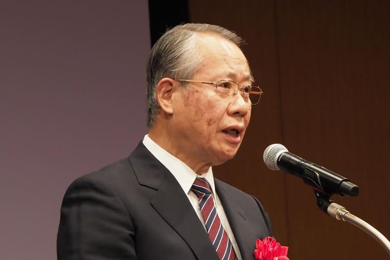 NHK 上田良一会長