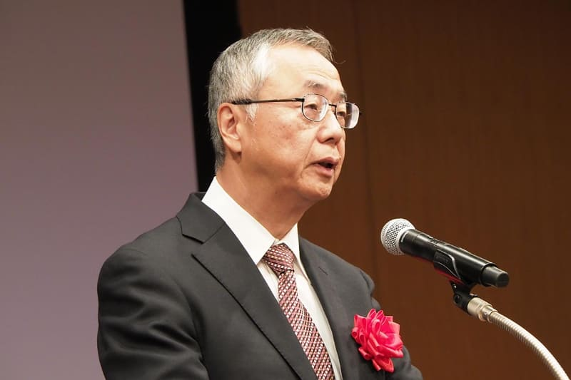 JEITA AVC部会の安木成次郎氏