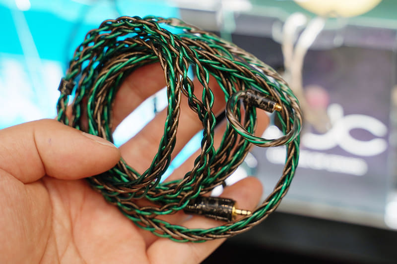 Beat Audio「Emerald MKII 8-wire LC」