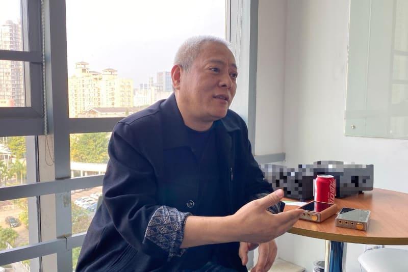 iBasso Audio ハードウェアエンジニア・匂朝輝氏
