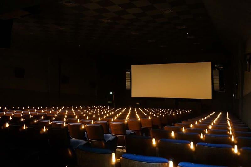 爆音上映で有名な立川シネマシティ シネマ・ツーのa Studio