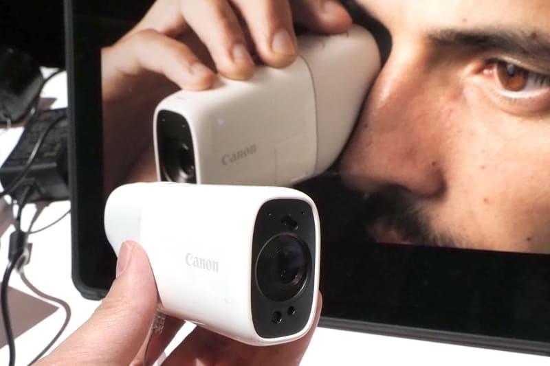 Multi functional Telephoto Camera