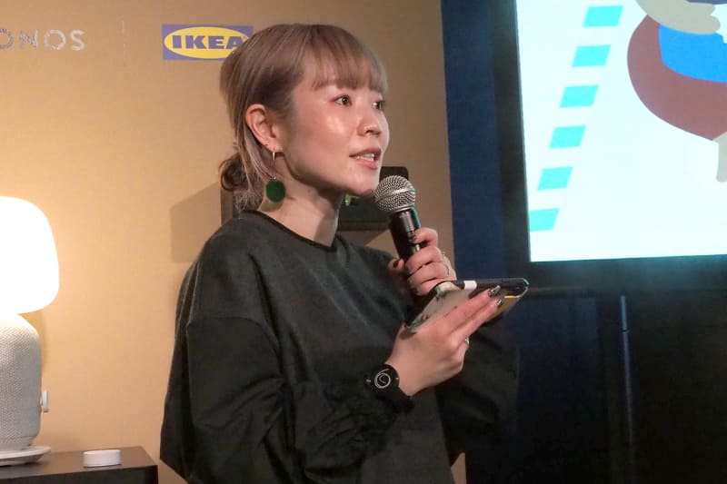 イケア・ジャパンのCommercial Activity & Events Leader早雲美菜氏