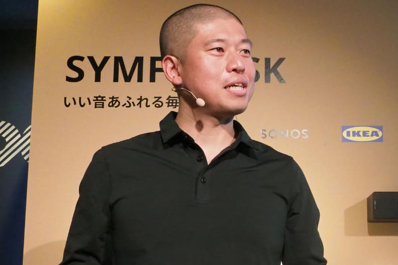 Sonos Japan Country General Managerの瀬戸和信氏