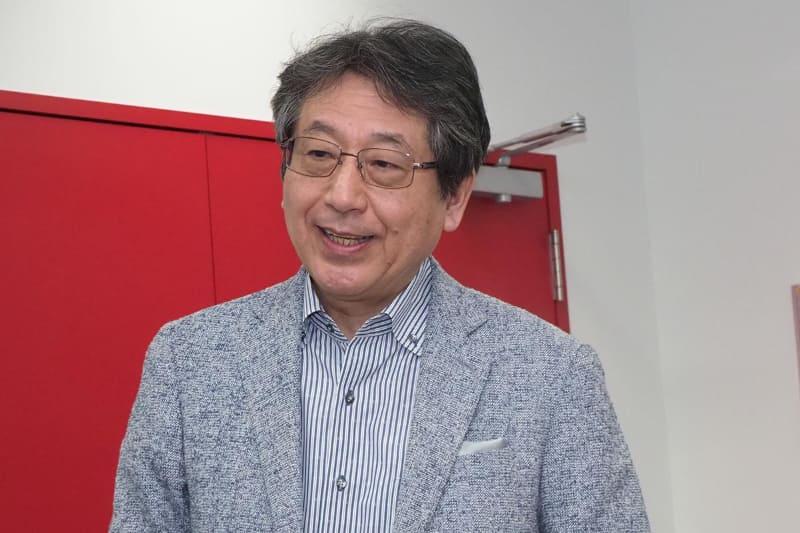 ドルビージャパンの大沢幸弘社長