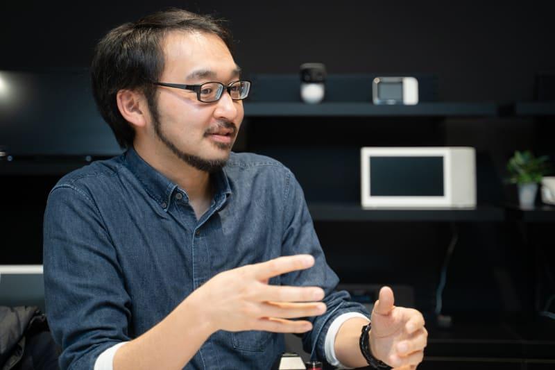 パナソニック イメージングビジネスユニット 商品企画の香山正憲主幹