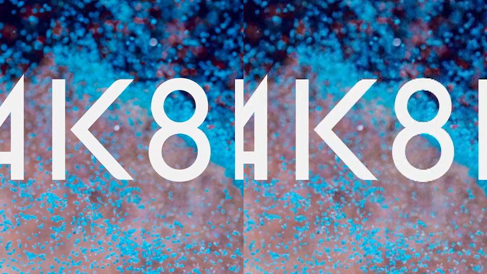 ソニーの4K DRモード(HEVC 33Mbps)と、2K XRモード(AVC 16Mbps)。