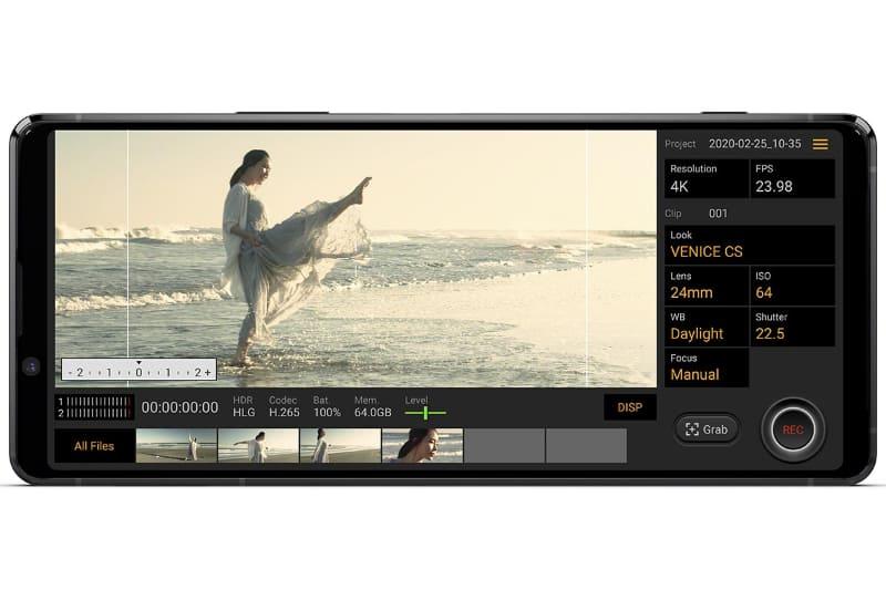Cinematography Pro画面