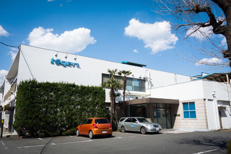 東京・調布市にある「東京現像所」。昭和30年(1955年)に設立
