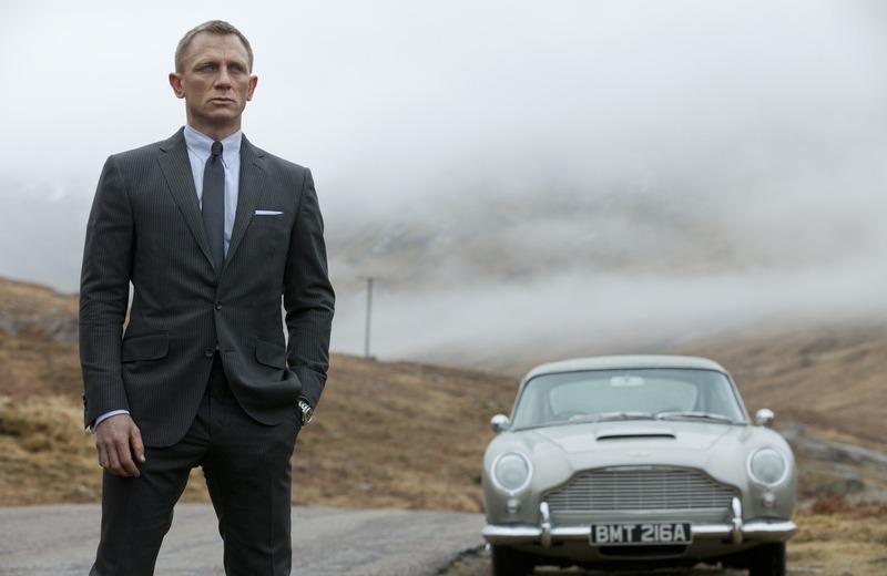 """「007 スカイフォール」<br/><span class=""""fnt-70"""">(C) 2012 Danjaq, LLC, United Artists Corporation, Columbia Pictures Industries, Inc. All rights reserved.</span>"""