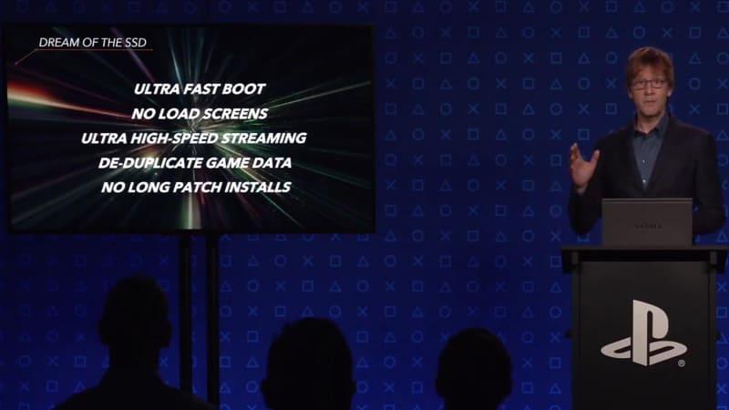 SSD最適化により、5つの「ゲーム開発者の夢」が実現