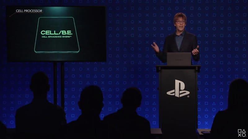 PS3の「CELL」は、音のためにはとても良かった、とサーニー氏は評価している