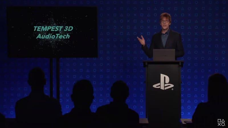 PS5向けのカスタムオーディオ技術の名前は「Tempest 3D」に