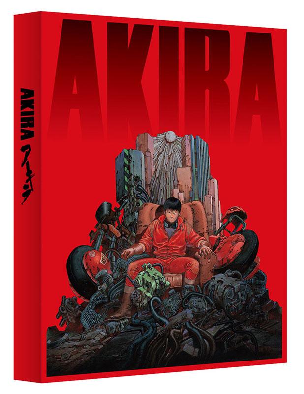 """4月24日に4K ULTRA HD Blu-ray & Blu-rayで発売される「AKIRA 4Kリマスターセット」<Br><span class=""""fnt-70"""">(C)1988マッシュルーム/アキラ製作委員会</span>"""