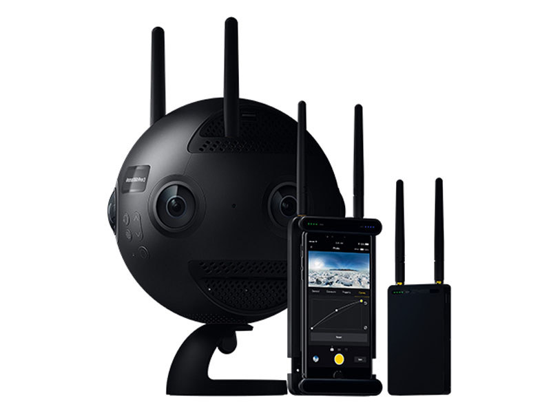 プロ用VRカメラ「Pro2」