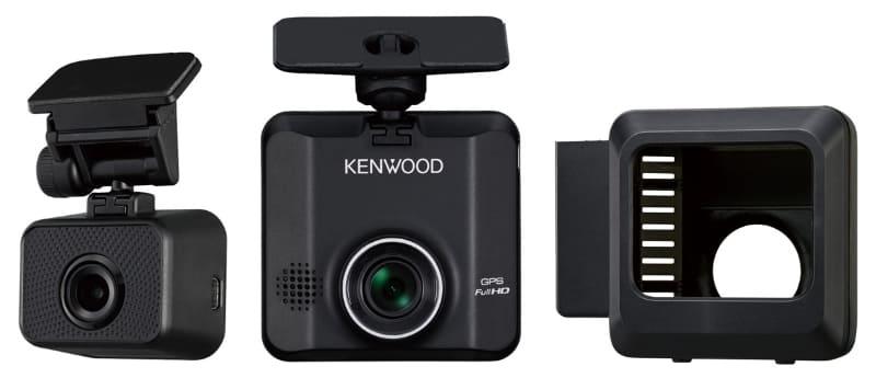 2カメラドライブレコーダー「DRV-MR450DC」