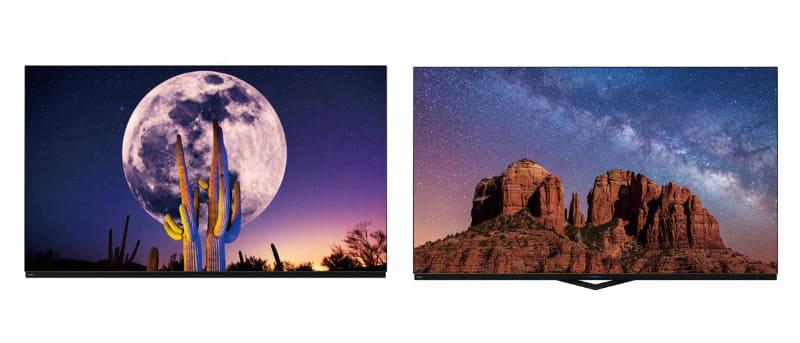 7030シリーズ(写真左)と6030シリーズ(右)