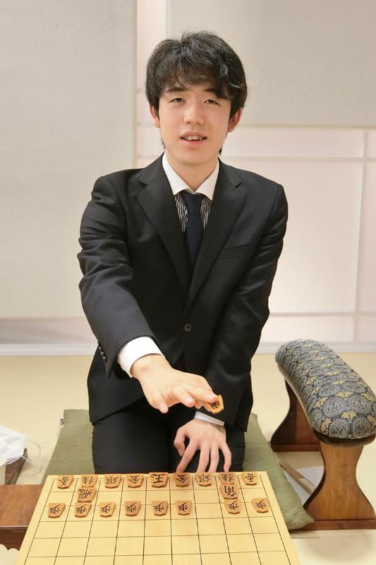 史上最年少でタイトルを獲得した藤井聡太棋聖