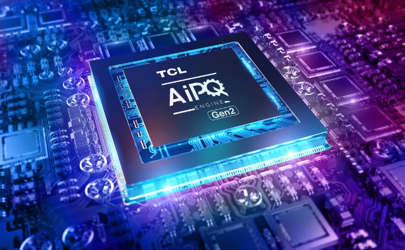最新プロセッサー「AiPQ Engine Gen 2」