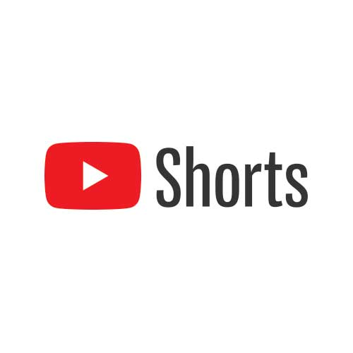 「YouTube Shorts」ロゴ