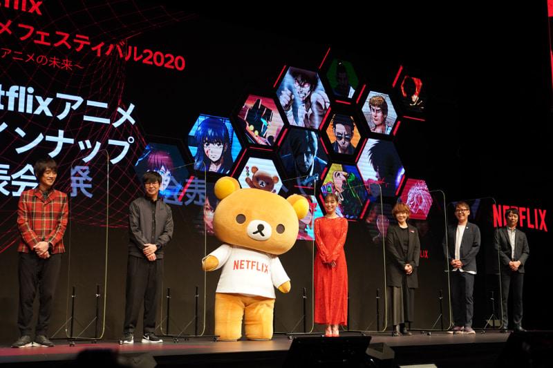 Netflix アニメフェスティバル 2020