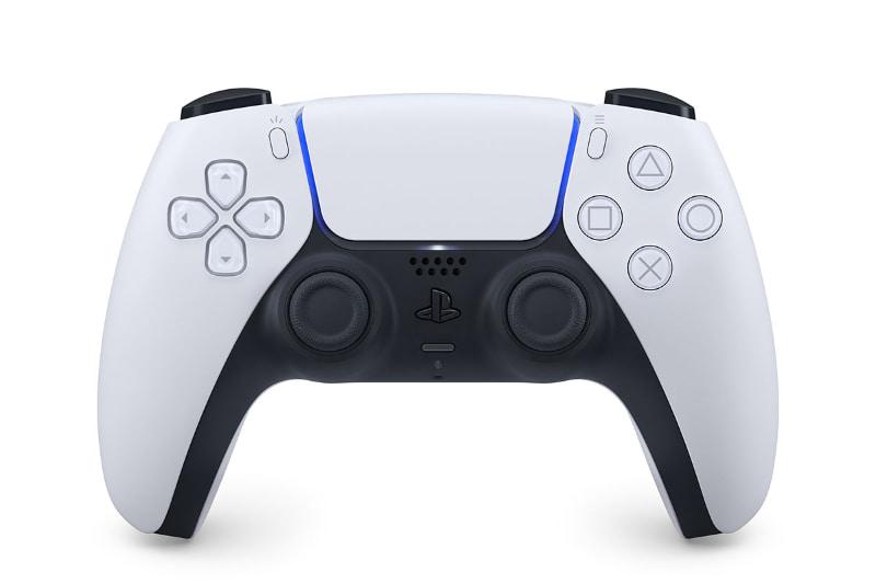 新しい「DualSense」コントローラー