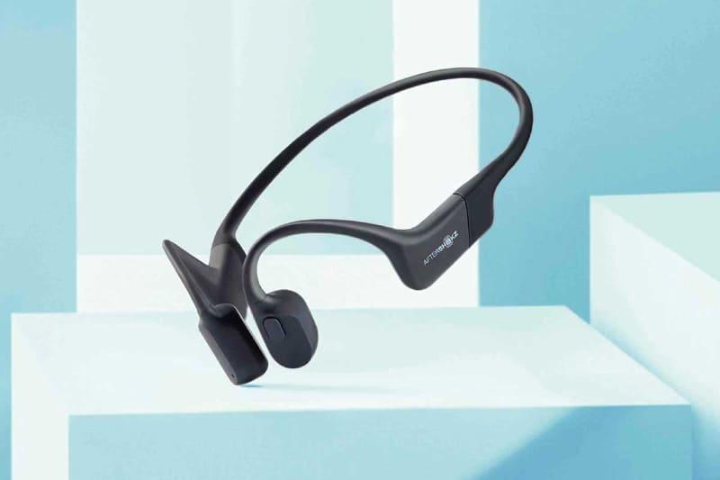 AfterShokzの小型骨伝導ワイヤレスヘッドフォン「Aeropex Play」