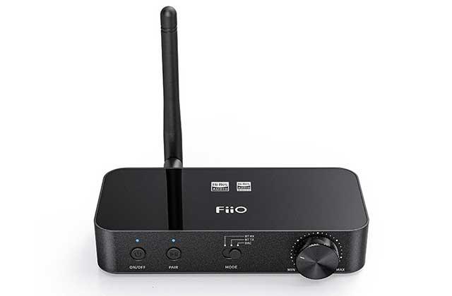 FiiOのBluetooth送受信対応USB DAC「BTA30」