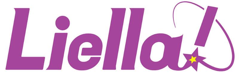 "「Liella!」ロゴ<br><span class=""fnt-70"">(C)プロジェクトラブライブ!スーパースター!!</span>"