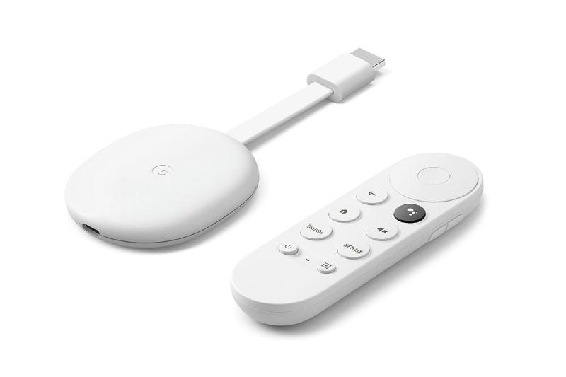 GoogleのChromecast with Google TV。コンテンツの横断検索が可能になった