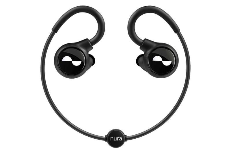 Bluetoothイヤフォン「NuraLoop」。27,280円(税込)