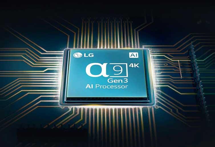 人工知能を統合したという、AI対応映像エンジン「α9 Gen3 AI Processor 4K」