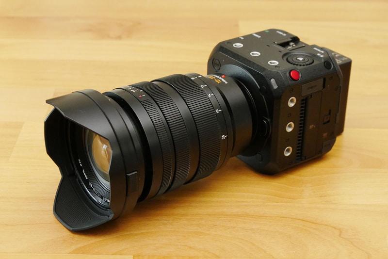 パナソニックから登場したボックスカメラ、LUMIX「BGH1」