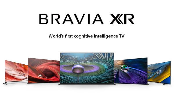 米ソニーは、8K液晶テレビ「Z9J」、4K有機ELテレビ「A90J」「A80J」、4K液晶テレビ「X95J」「X90J」シリーズにXRプロセッサを搭載した
