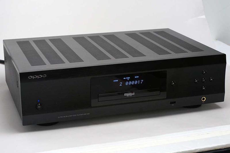 OPPOのUltra HD Blu-rayプレーヤー「UDP-205」