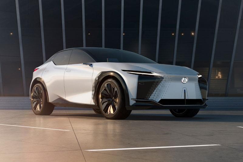 次世代LEXUSのEVコンセプトカー「LF-Z Electrified」
