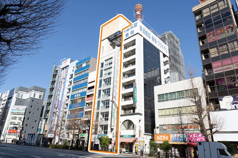 e☆イヤホン秋葉原店本館 予定地