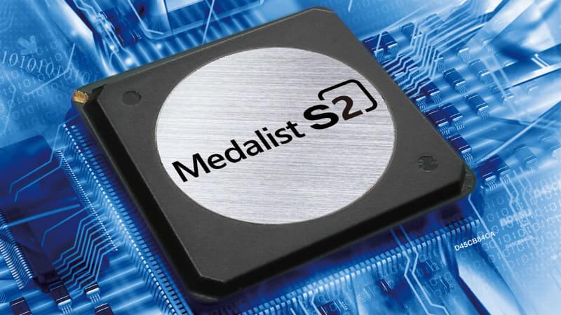 画像処理エンジン「Medalist S2」